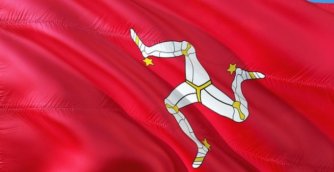 isle of man red flag